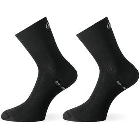 assos GT - Chaussettes - Unisex noir